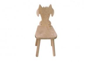 Dětská židle - kráva