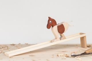 Kůň s dráhou
