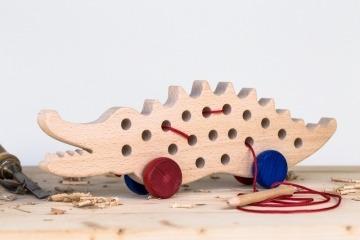Provlékačka krokodýl