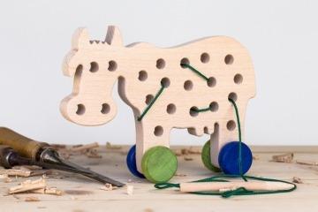 Provlékačka kráva