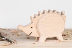 Pokladnička ježek