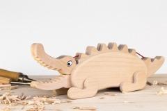 Pokladnička krokodýl