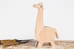 Pokladnička žirafa