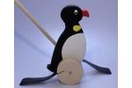Tučňák na tyči