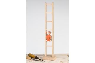 Opice na žebříku