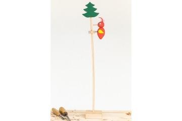 Dřevěný datel