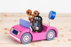 Krtek s myškou na výletě