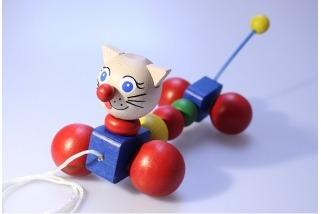Kočka na tahání