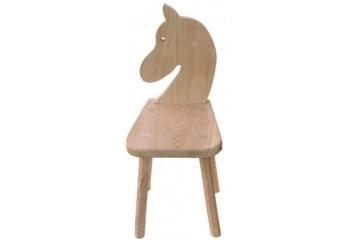 Dětská židle - kůň