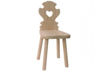 Selská židle dětská