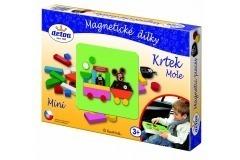 Magnetické dílky Krtek