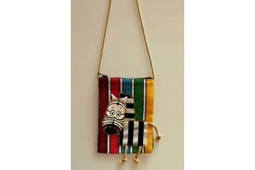 Kouzelná kabelka - zebra