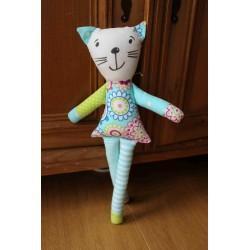Šitá kočka Baletka