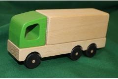 Auto s nákladem