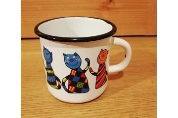 Hrnek Kočky