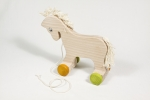 Kůň na tahání