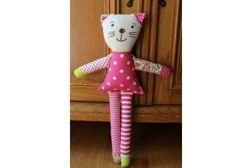 Kočka puntík